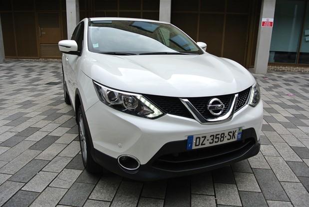 Nissan - 2015 QASHQAI 1.5 DCI ACENTA