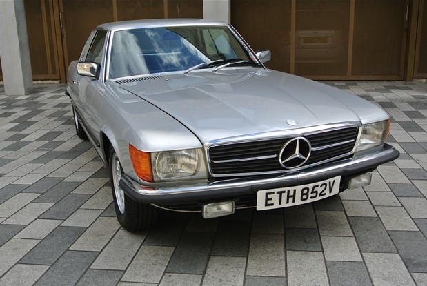 Mercedes Benz - 1980 350 SLC AUTO