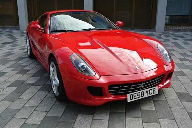 Ferrari - 2009 599 f1