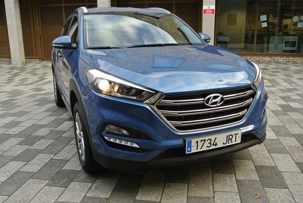 Hyundai - 2016 TUCSON 1.6 GDI PETROL