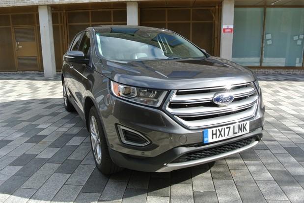 Ford - 2017 EDGE TITANIUM 3.5 AUTO 4WD
