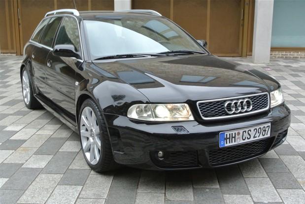 Audi - 2001 RS4 2.7 BI TURBO B5 MANUAL