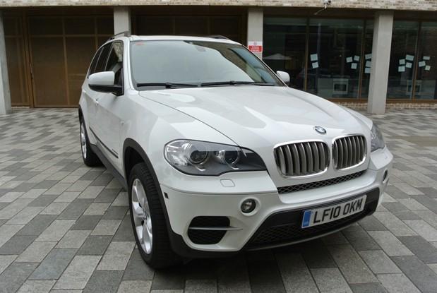 BMW - X5 4.0D AUTO