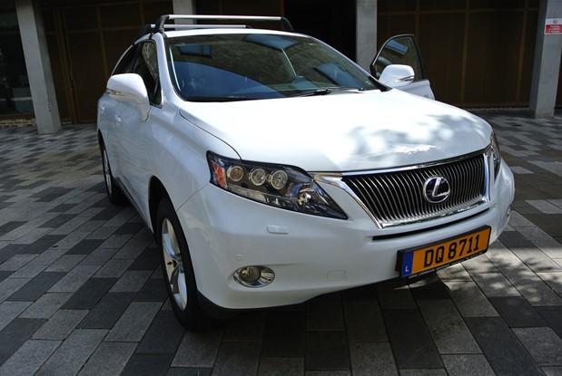 Lexus - 2011 MODEL RX450H 3.5 SE -I CVT 4X4 HYBRID PETROL