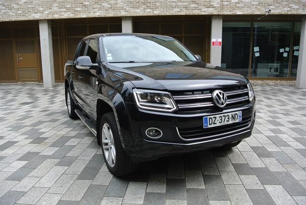 Volkswagen - 2016 AMAROK 2.0TDI DOUBLE CAB AUTO HIGHLINE