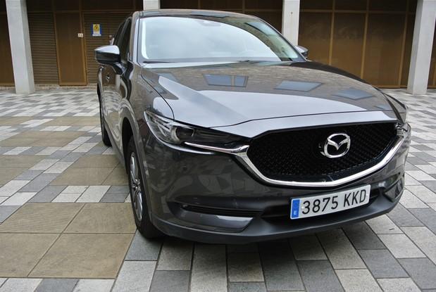 Mazda - 2018 CX5 2.0 SPORT NAV + MANUAL PETROL