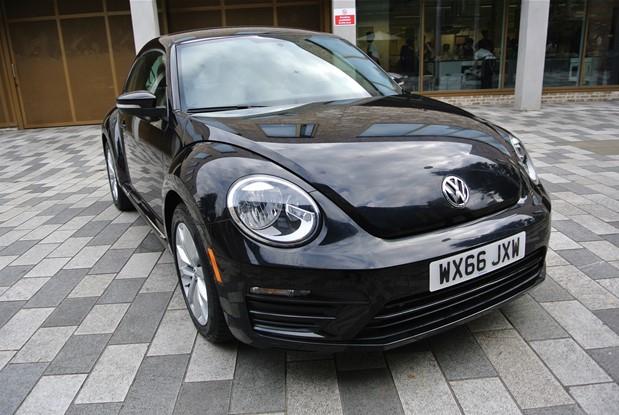 Volkswagen - 2017 BEETLE 1.8 TURBO SE AUTO 170