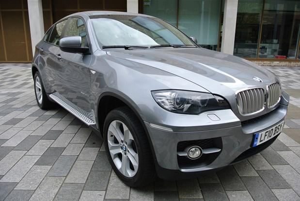 BMW MODEL X6 3.0D AUTO