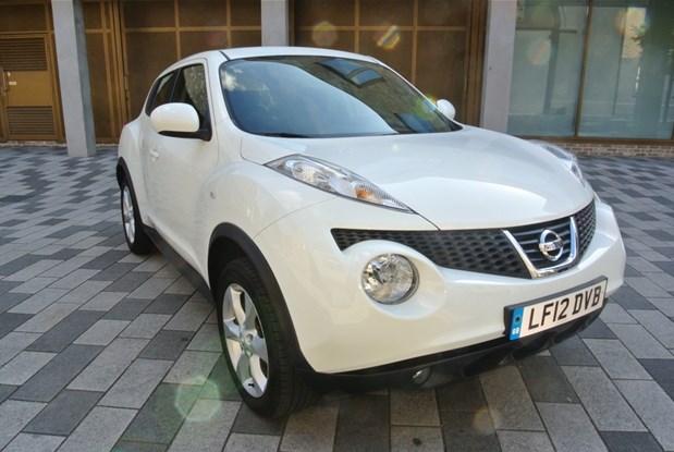 Nissan 2012 JUKE 1.5 DCI