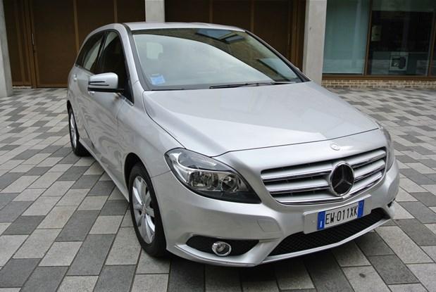Mercedes Benz 2013 B180 CDI AUTO NAVIGATION
